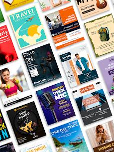 Poster Maker 2021 – Create Flyers & Posters MOD APK 45.0 (Pro Unlocked) 10