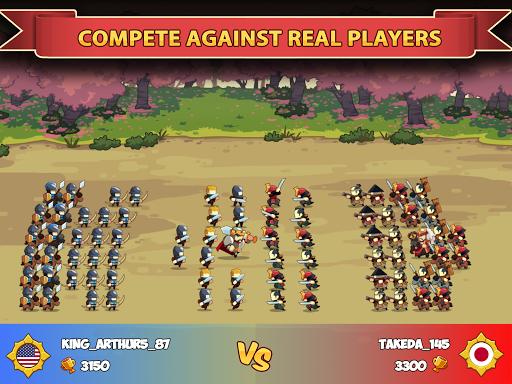 Knights and Glory - Tactical Battle Simulator 1.8.5 screenshots 11