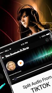 Video Downloader For Tiktok & Audio Downloader