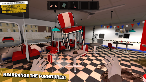 Cleaning Simulator  screenshots 1