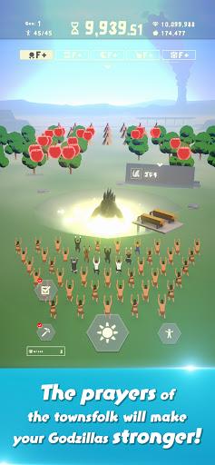 RUN GODZILLA screenshots 2