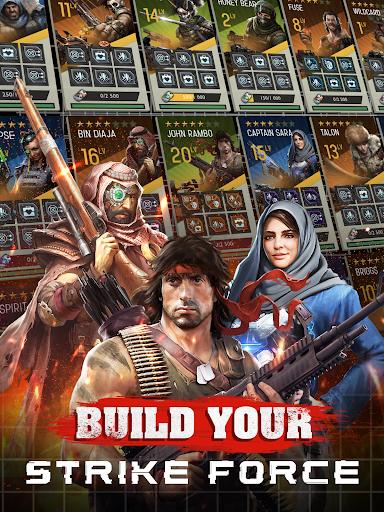 Rambo Strike Force  screenshots 14