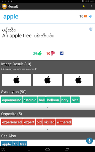 Shwebook Dictionary Pro  Screenshots 11