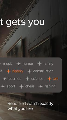 Zen: personalized stories feed 8.5.0 screenshots 2