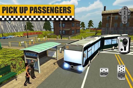 Bus & Taxi Driving Simulator apkmartins screenshots 1