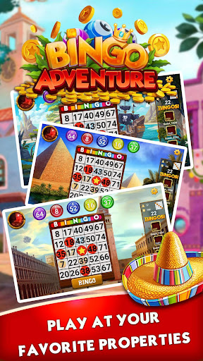 Bingo Smash - Lucky Bingo Travel filehippodl screenshot 11