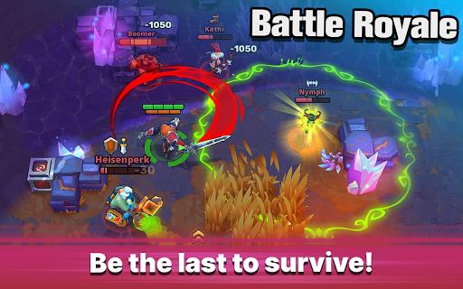 Frayhem - 3v3 Brawl, Battle Royale, MOBA Arena 0.6.0 screenshots 8