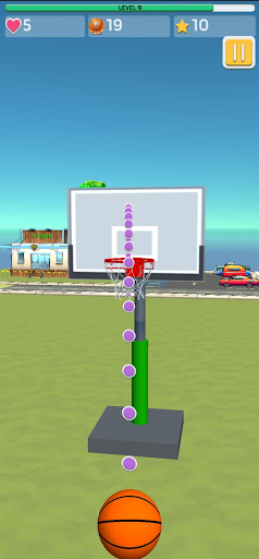 Basketball 3D Shooting 1.1.8 screenshots 3