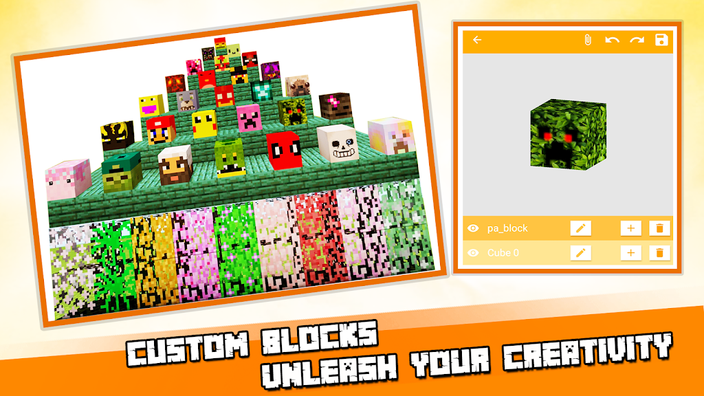 AddOns Maker for Minecraft PE poster 13
