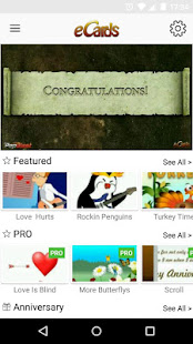 200+ Animated eCards by PepBlast Electronic Cards