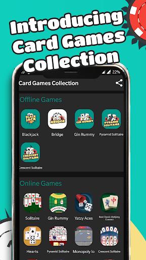 Card Games - 99 in 1 games, offline 1.4 screenshots 1