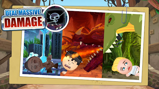 Beat the Boss 4: Stress-Relief Game. Hit the buddy Mod Apk