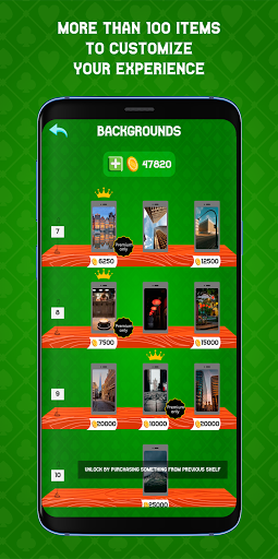 Classic Solitaire - Without Ads 2.2.21 screenshots 4
