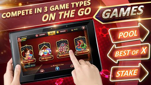 Rummy King u2013 Free Online Card & Slots game 2.2 Screenshots 5