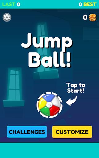Jump Ball : Sweet Fun Games 2.8 screenshots 8