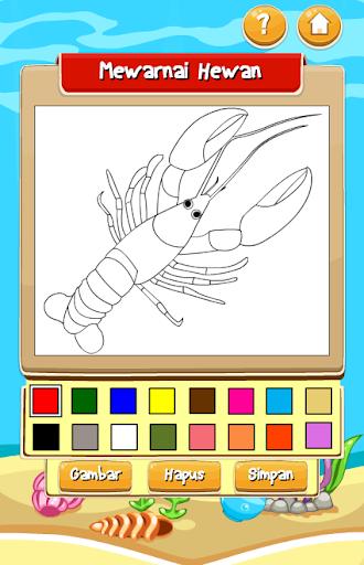 Game Anak Edukasi Hewan Laut 2.6.2 screenshots 4