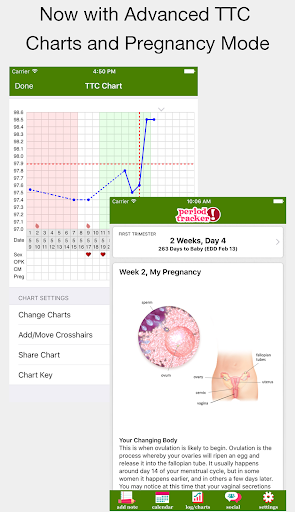 Period Tracker screenshots 5
