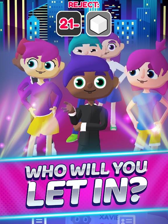 ID Please - Club Simulation poster 0