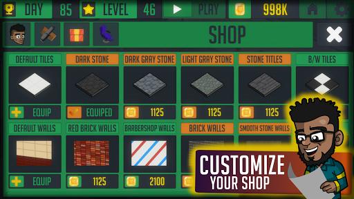 Barberhood - Barber shop Hair Cut Game  screenshots 3
