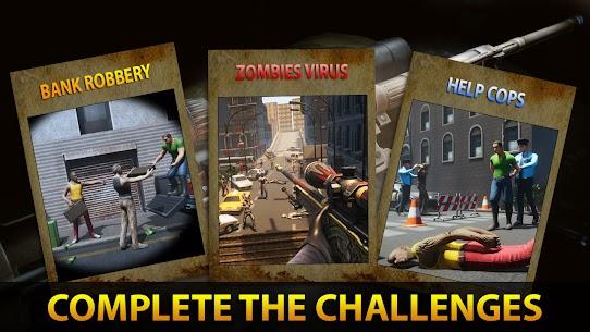 Sniper 3D Assassin Fury: FPS Offline games 2021 Mod Apk (Unlimited Money) 8