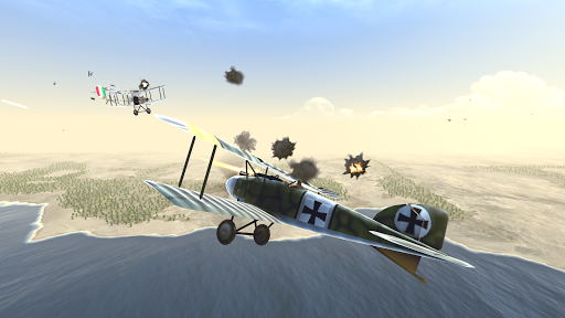 Warplanes: WW1 Sky Aces 1.3.2 screenshots 6