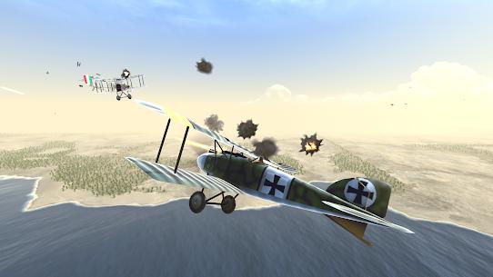 Warplanes: WW1 Sky Aces Mod Apk 1.4.2 (Unlimited Gold/Silver/Fuel) 6