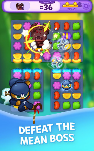 Cookie Run: Puzzle World 2.4.0 screenshots 17