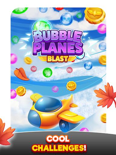 Bubble Planes Blast Apkfinish screenshots 15