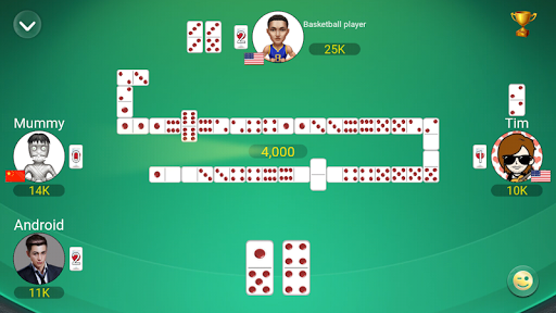 Domino Rummy Poker Sibo Slot Hilo QiuQiu 99 Gaple apklade screenshots 2