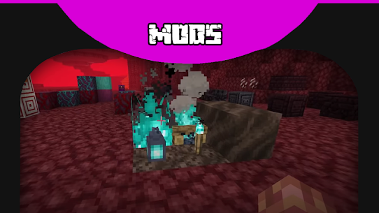 MCPE new Nether Update 2
