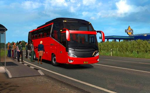 US Smart Coach Bus 3D: Free Driving Bus Games 1.0 Screenshots 3