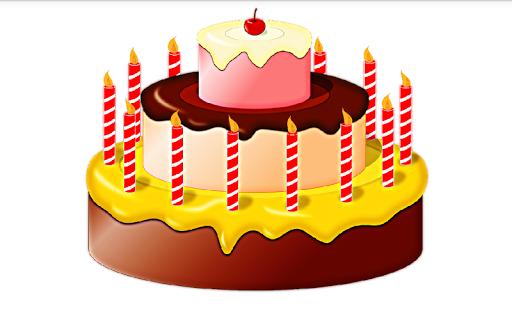 birthday cake simulator screenshot 2