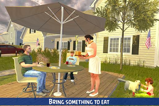 blessed virtual mom: mother simulator family life  screenshots 1
