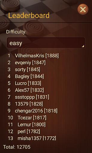 Russian Checkers 1.14 screenshots 4
