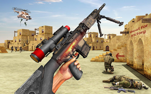 Counter Terrorist Shooting Strike-Commando Mission 1.0.21 Screenshots 11