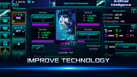 Idle Space Business Tycoon 2.0.26 4