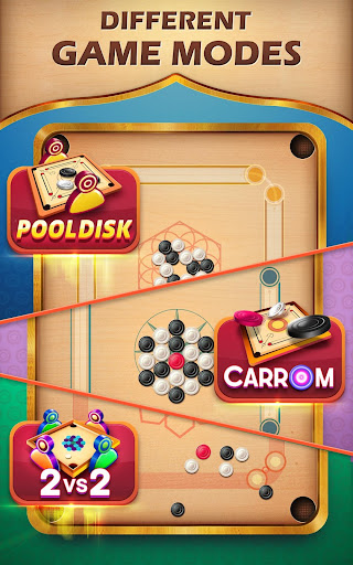 Carrom Friends : Carrom Board & Pool Game 1.0.31 screenshots 2