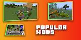 screenshot of Mods for Minecraft PE