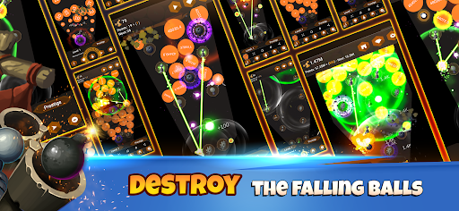 TowerBall - Command Turrets and Conquer Levels 373 screenshots 3