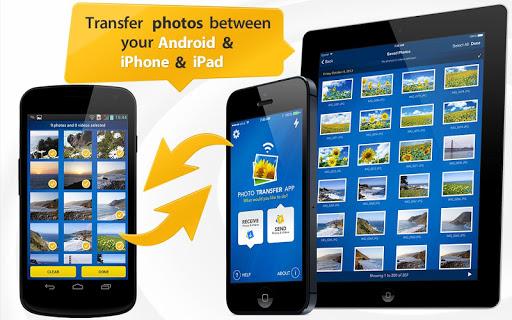 Photo Transfer App modavailable screenshots 3