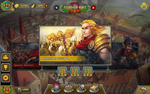 European War 5:Empire - Civilization Strategy Game  screenshots 13