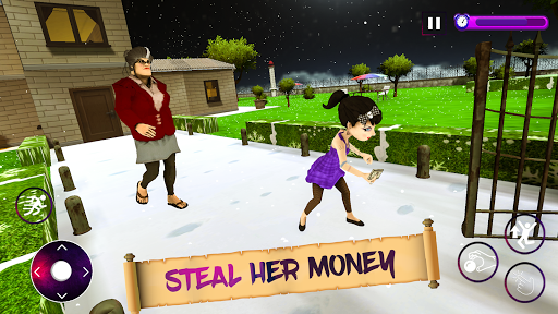 Scary Evil Teacher 3D Game Creepy Spooky Game 2020 3.2 screenshots 5