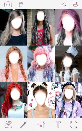 Girls Hairstyles 1.7.8 Screenshots 4