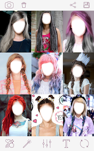 Girls Hairstyles For Pc | How To Install – Free Download Apk For Windows 4