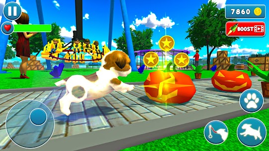 Virtual Puppy Dog Simulator: Cute Pet Games 2021 4