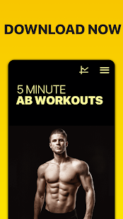 5 Minute Ab Workouts