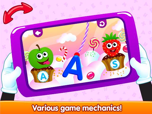 Funny Food!ud83eudd66learn ABC games for toddlers&babiesud83dudcda 1.8.1.10 screenshots 13