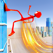 Flash Stickman Rope Hero – Speed Hero Crime City