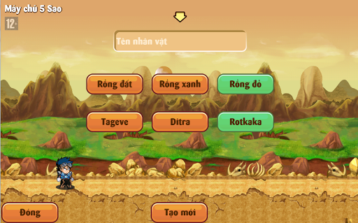 Code Triche Chú Bé Rồng (Astuce) APK MOD screenshots 4