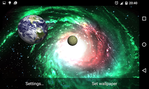 Download 3d Galaxy Live Wallpaper Hd On Pc Mac With Appkiwi Apk Downloader
